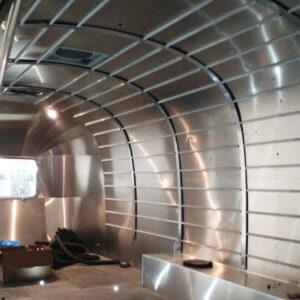 Airstream interior repairs