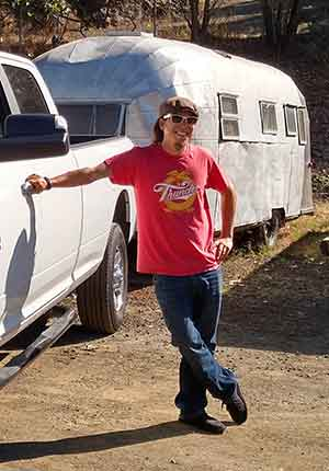 Max Torres - the man behind FreeStyleTrailerCo