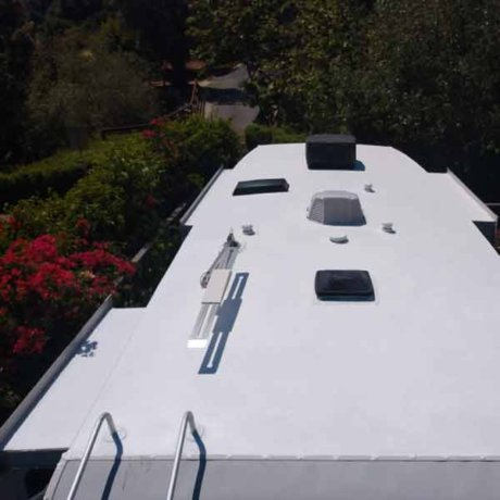 Updated, waterproof, and picture perfect roof